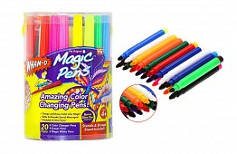 Carioci - Magic pens - 20 bucăți