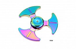 Fidget Spinner - Metalic Rainbow 17/01