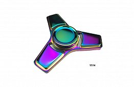 Fidget Spinner - Metalic Rainbow 17/14