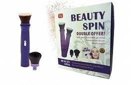 Beauty Spin – perie electrică pentru make-up